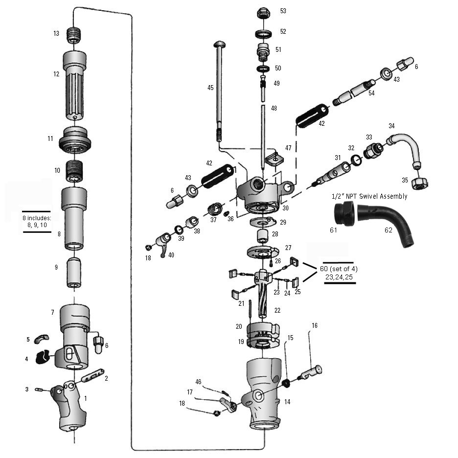 gardner denver parts diagram