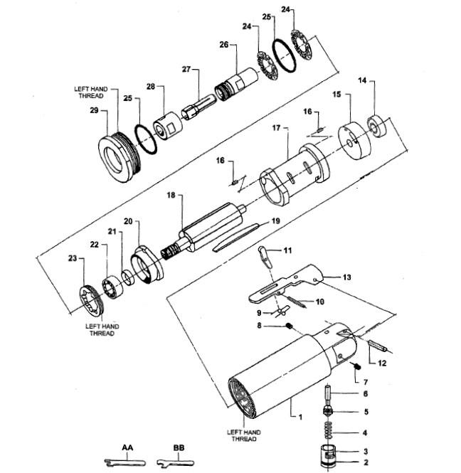 G-1340 DIE GRINDER | Page 1 of 1Tools Renewed